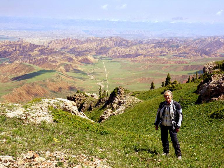 Kirgistan, Tien Shan Gebirge